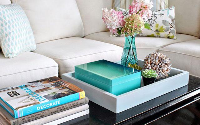 Decora hogar mesas de centro consejos para decorarla 5 for Cosas del comedor