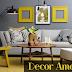 Tendência: Amarelo como ponto de cor na decoração!