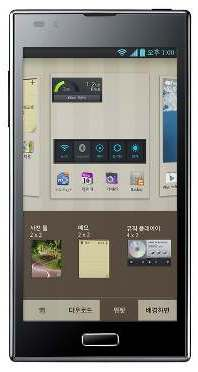 LG Optimus LTE 2