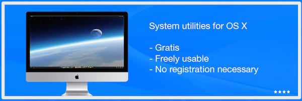 Macの定番多機能ユーティリティー・フリーソフト「OnyX」