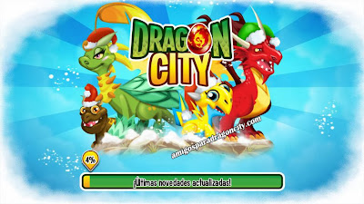 imagen de la actualizacion del intro de dragon city ios