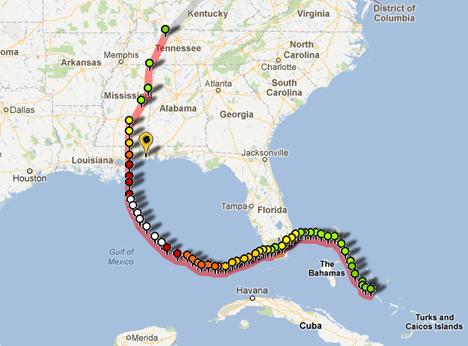 hurricane katrina thinglink