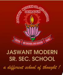 Jaswant Modern Senior Secondary School Logo
