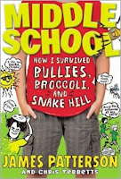 bookcover of HOW I SURVIVED BULLIES, BROCCOLI, AND SNAKE HILL  by James Patterson and Chris Tebbetts