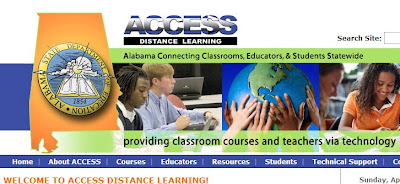 Access website
