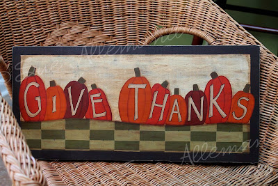 Give Thanks by Sue Allemand, www.sueallemandart.com