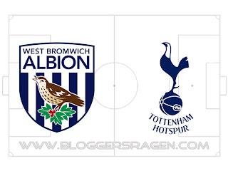 Prediksi Pertandingan Tottenham vs West Bromwich Albion