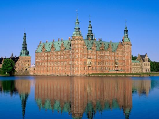Frederiksborg Slot, Hillerød - Denmark