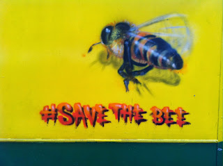 Save the Bee, Brixton Station Road Market at Brixton Food Fest