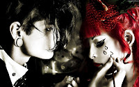 Goth Girls Makeup Tears - Dark Gothic Wallpapers