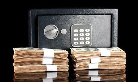 сейф валюта