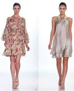 Colección Vestidos de NocheVieja 2012 frescos