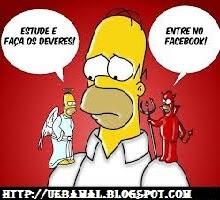 Caminhos da vida, piores e melhores caminhos, Facebook, humor.