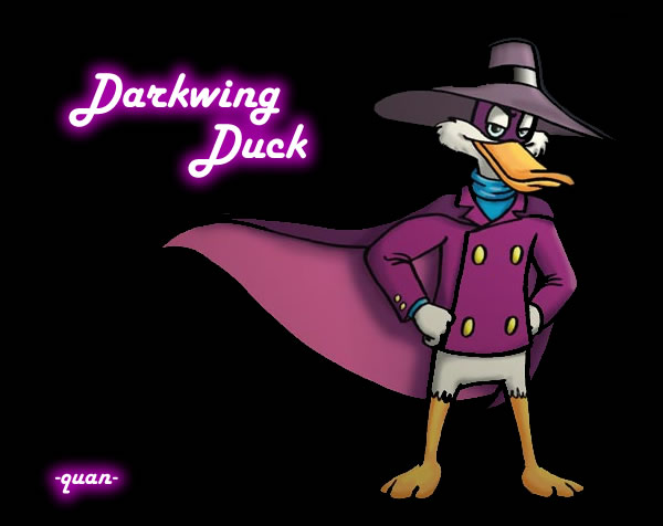 Full Picture Darkwing Duck