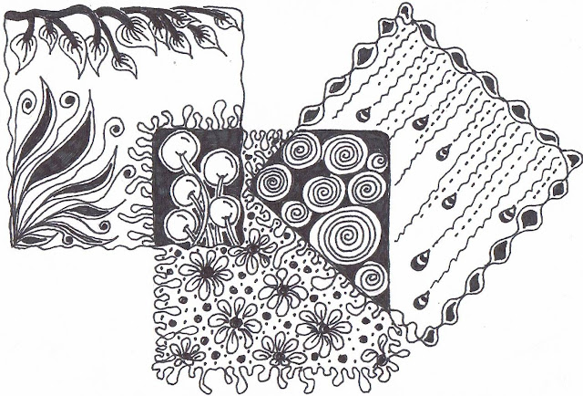 Creative Doodling with Judy West: What is Creative Doodling?