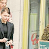 New pics of Chloe Moretz and Juliette Binoche on set - Sept. 3