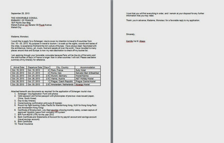 Cover letter examples in french expocarfo Gallery