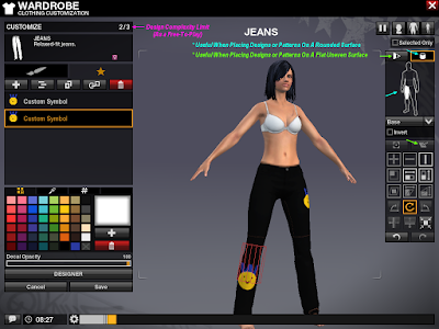 APB Reloaded - Clothing Inserting Designs