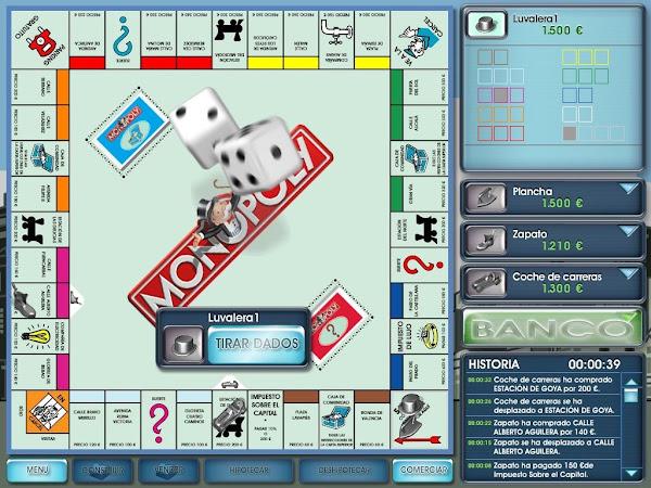 monopolio pc deluxe