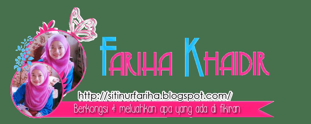 Siti Nurfariha