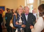 "Ausstellung ""Dario Fo"", 6.6.- 31.8.2013  in ""Die Galerie"" in  Frankfurt am Main"