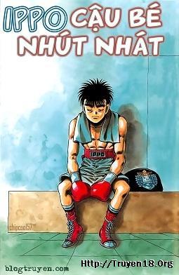 Hajime No Ippo (Cậu bé nhút nhát)