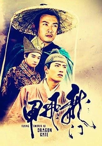 Poster phim Long Môn Phi Giáp, Poster movie Flying Swords of Dragon Gate 2015