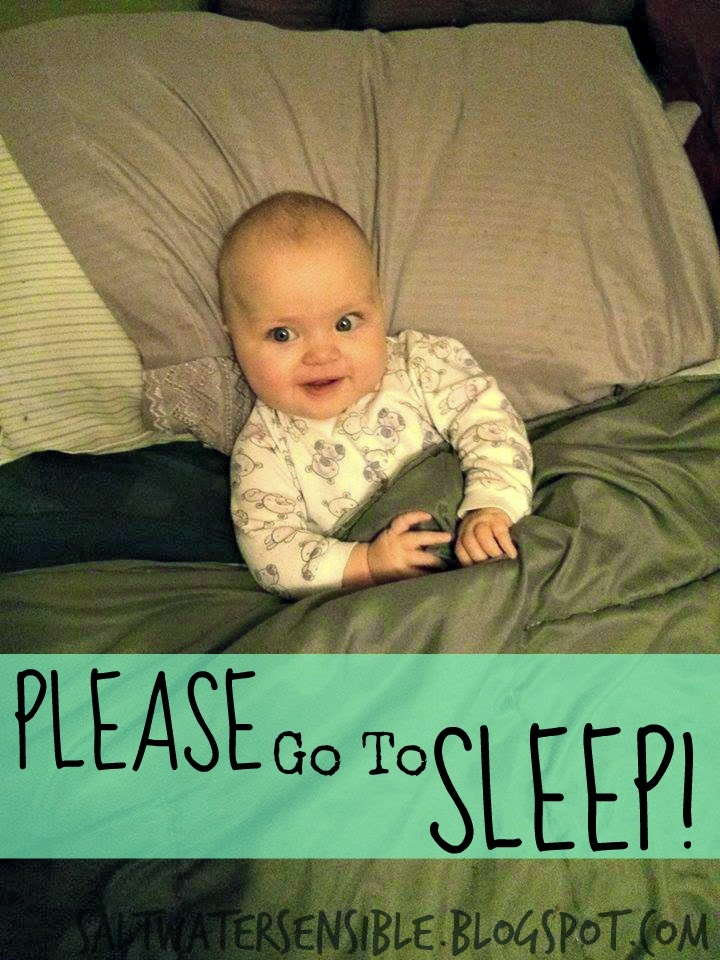 Please go to sleep!
