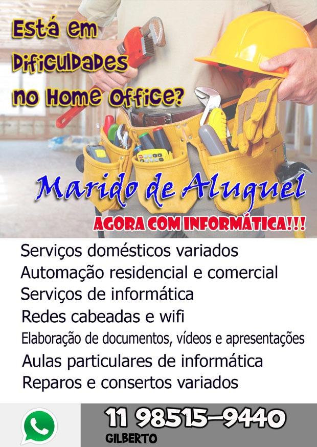 Marido de Aluguel - São Paulo e região