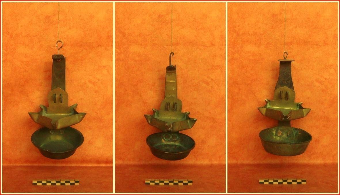 Vieux outils et art populaire lampe huile crasset - Meche pour lampe a huile ...