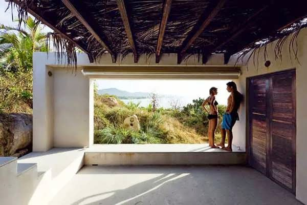 Idyllic Mexican Vacation House Design By Architect Tatiana Bilbao