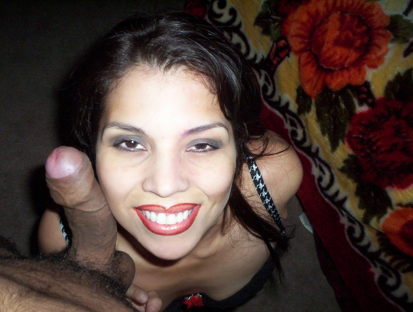 Bbc whore rosa sucking off my black bull - 3 part 5