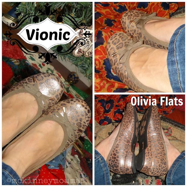 Olivia Ballet Flats