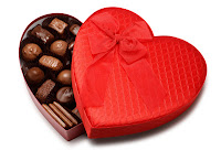 chocolates san valentin