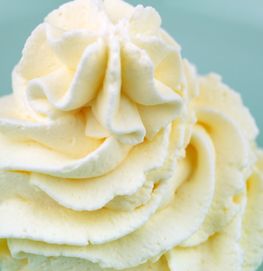 creativity through FOOD!: Cream Cheese Whipped Cream
