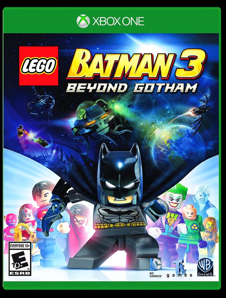 Revista Mago Games RD.Z: Lego Batman 3 Beyond Gotham ...
