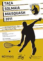 Taça SolMaia MaiSquash 2011