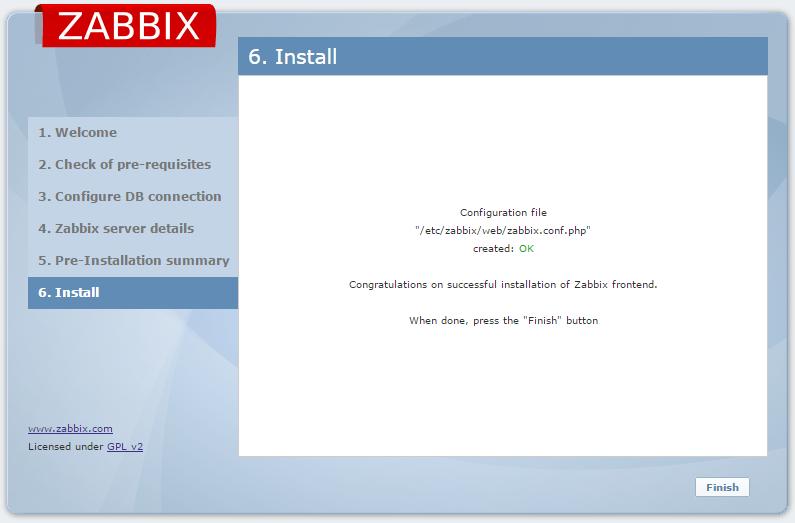 how to stop zabbix server