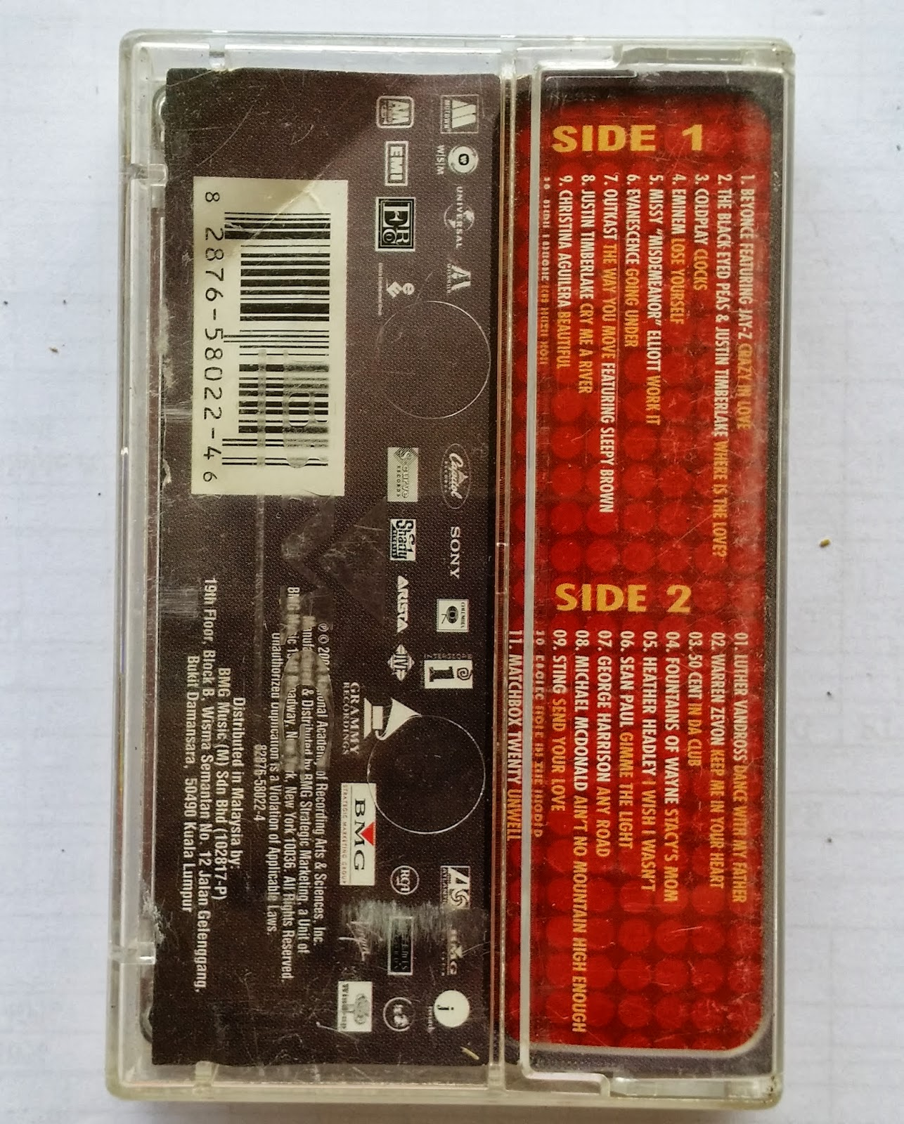 Various - Megadance 2004 The Spring Edition