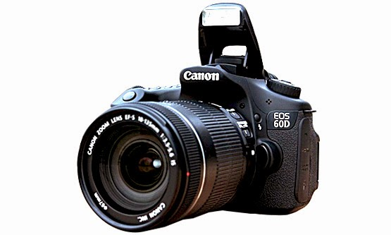 Harga DSLR Kamera Canon EOS 60D Spesifikasi Lengkap 2015