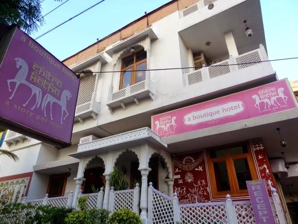 chitra katha boutique hotel jaipur pearl palace