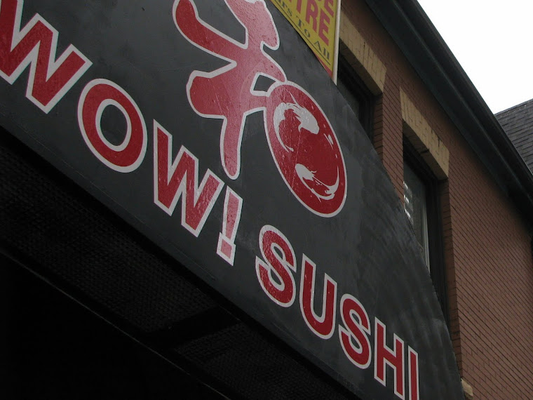 Home of Wow! Sushi