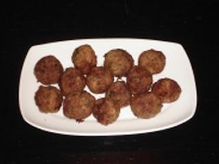 Greek Meatballs (Keftedakia) Recipe