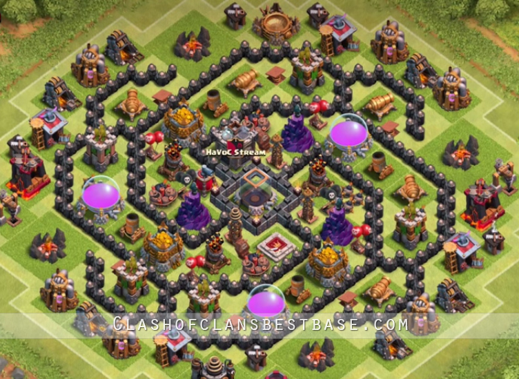 Clash of clans town hall 11 youtube version hacker de clash of clans