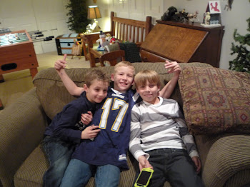Eli, Skyler and Ty