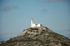 Knidos Deveboynu Deniz Feneri
