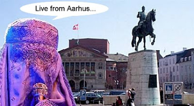 The Burka News from Aarhus