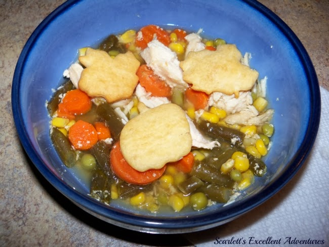 Slow Cooker Chicken and Dumplings: Guest Post #recipe