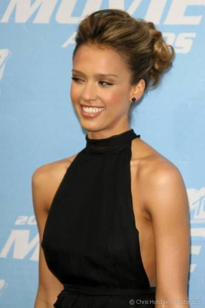 Incredible Beauty Jessica Alba Hairstyles Fashion And Event Hair Pictures Cool Image Pics