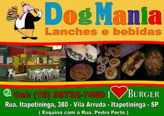 Dog Mania Lanches e Bebidas